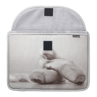 Dance - Old Ballet Pointe Shoes Customisable MacBook Pro Sleeve