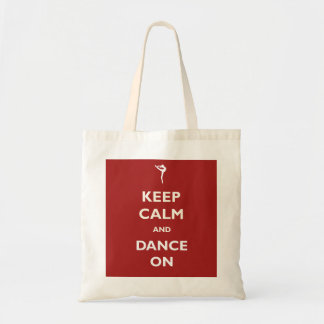 Dance On Dancers Bag