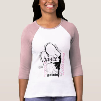 Dance On Pointe Tees