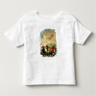 Dance on the Banks of the River Manzanares, 1777 Toddler T-Shirt
