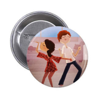 Dance Party Pin