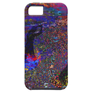 Dance , party drinks in full colors case for the iPhone 5