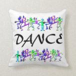 Dance Pillow