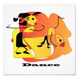 Dance Print Photo