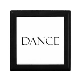 Dance Quotes Inspirational Dancing Quote Gift Box