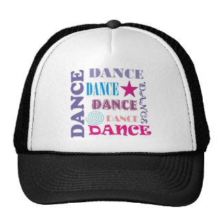 Dance Repeating Cap