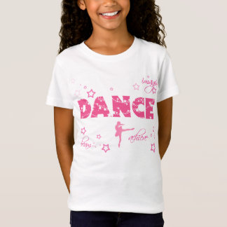 Dance Shirt Imagine Dream Achieve