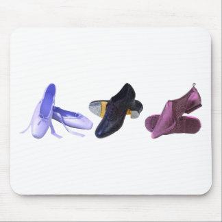 Dance Shoes Mouse Pad