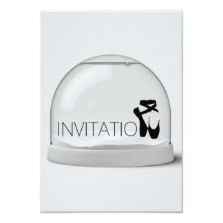 Dance Surprise Party Invitation Vip Invitation
