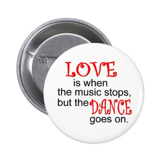 Dance T-shirts and Gifts. 6 Cm Round Badge