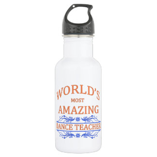 Dance Teacher 532 Ml Water Bottle