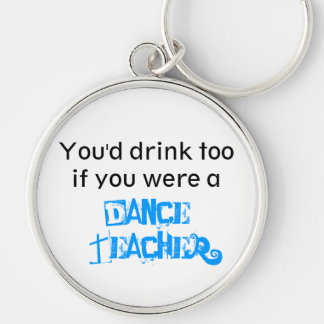 Dance Teacher Keychain