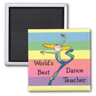 Dance Teacher magnet