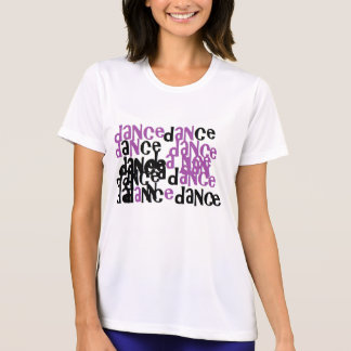 dance tee by DAL