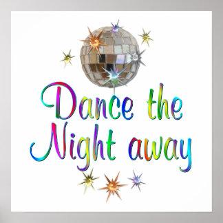 Dance the Night Away Poster