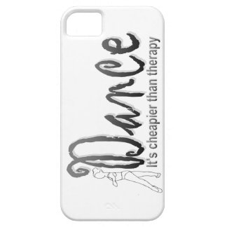 Dance therapy iPhone 5 cover