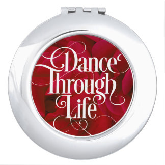 Dance Through Life Vanity Mirrors