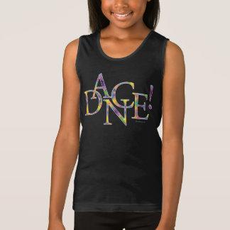 Dance! (Tie-dye) Tank Top