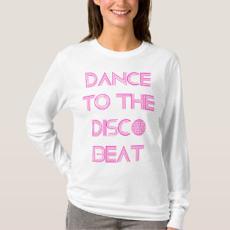 Dance to the Disco Beat Women's Hoodie
