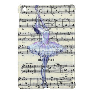 Dance to the Music - Ballet iPad Mini Cases