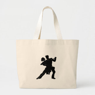 Dance Jumbo Tote Bag