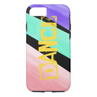 Dance Watercolor iphone Case