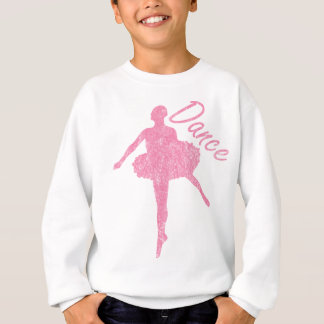 Dance with Ballerina Sweatshirt