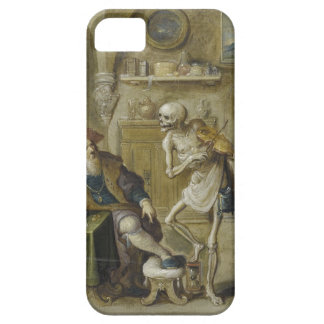 Dance with Death iPhone 5 Cover