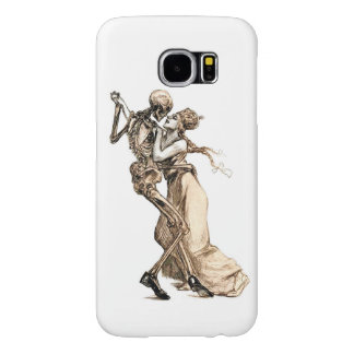 Dance with Death Samsung Galaxy S6 Cases