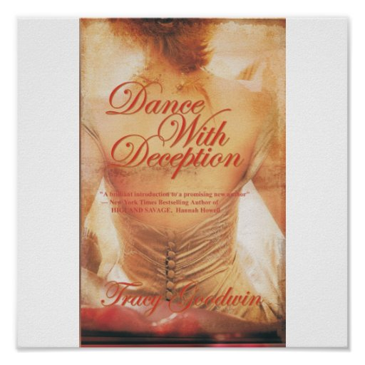 DANCE WITH DECEPTION Poster