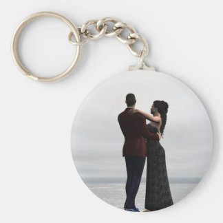 Dance With Me Key Ring