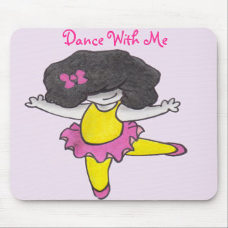 Dance With Me Mouse Pad