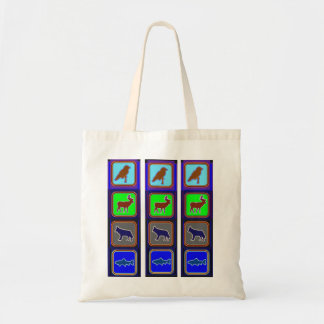 Dance with the Wolf - Wild Life Series Bags