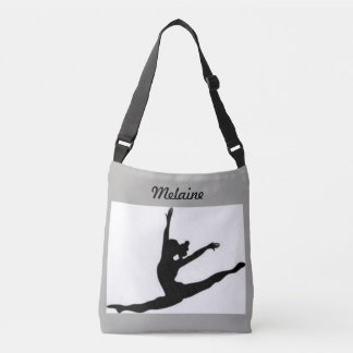 Dance With Your Heart Crossbody Bag
