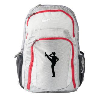 Dance Woman Backpack