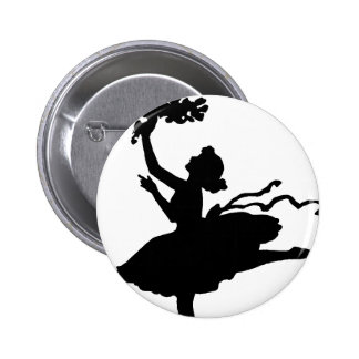 Dancer2 6 Cm Round Badge