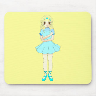 dancer-309173  dancer ballet costume ballerina dan mouse pad