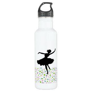 Dancer amongst the stars 710 ml water bottle