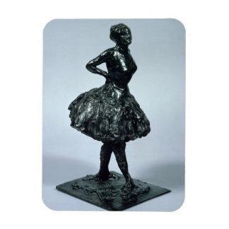 Dancer, c.1896-1911 (bronze) rectangle magnet