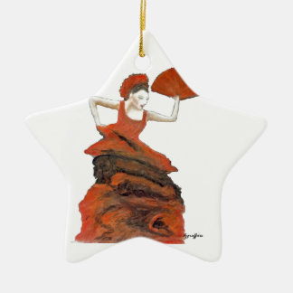 Dancer Christmas Ornament