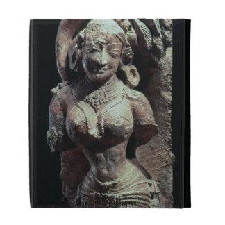 Dancer, from the Sun Temple of Kanara, Indian, 13t iPad Folio Case