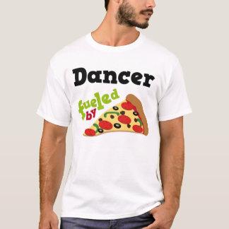 Dancer (Funny) Pizza T Shirt