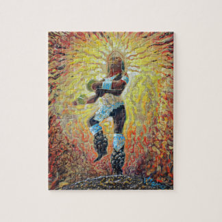 Dancer in fire - Amazing Mexico Puzzle