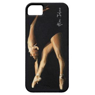 Dancer in the Dark by Alex Jabore iPhone 5 Case