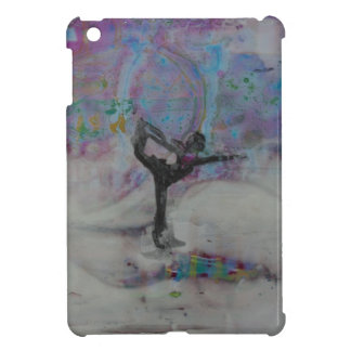 Dancer In The Snow Yoga Girl Case For The iPad Mini