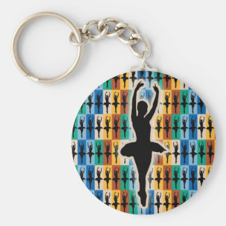 Dancer Keychains