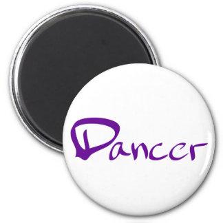 Dancer Fridge Magnet