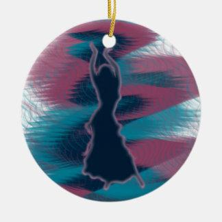 Dancer Mako Ornament