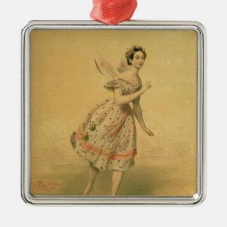 Dancer Maria Taglioni Christmas Ornament
