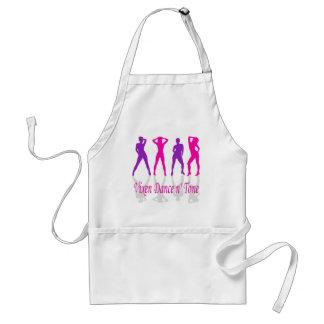 dancer-med-pinknpur standard apron